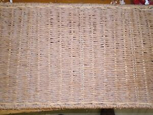 Single Wicker Shelf