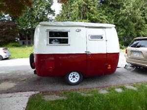 13' Boler travel trailer for sale