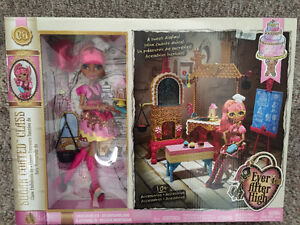 New! Ever after high Sugar Coated Class playset with doll Kitchener / Waterloo Kitchener Area image 1