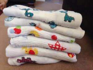 Baby Swaddle Blankets, Sleeping Blankets