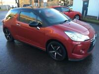 1010 Citroen DS3 1.4VTi ( 95bhp ) DSign Red 3 Door