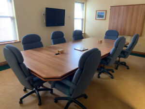 Incredible Boardroom Table Kijiji In Ontario Buy Sell Save With Interior Design Ideas Philsoteloinfo