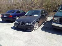 Parting out 1998 BMW 328i e36 4 door