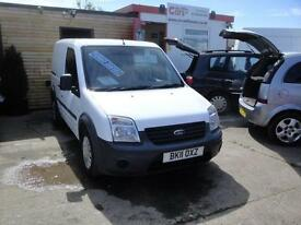 2011 Ford Transit Connect 1.8 TDCi 90 T200 SWB Van. **TWIN SIDE LOADING DOORS**