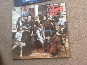 LP'S RECORDS ALBUMS GREASE, N. DIAMOND, BOWIE (Lets Dance) Kitchener / Waterloo Kitchener Area image 4