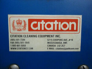 Citation Cleaning Equipment