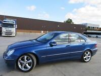 2006 Mercedes-Benz C Class 3.0 C320 CDI Avantgarde SE 7G-Tronic 4dr