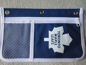 BRAND NEW - TORONTO MAPLE LEAFS PENCIL CASE