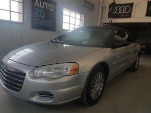 Chrysler Sebring Convertible 77km!! Faut voir et essayer