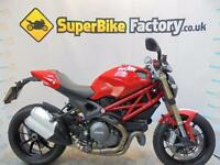 2012 12 DUCATI MONSTER M1100 EVO