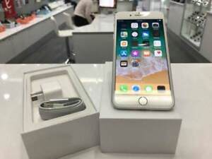 iPhone 7 Plus 128gb Silver Unlocked Warranty invoice Surfers Paradise Gold Coast City Preview