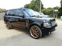 2009 Land Rover Range Rover 5.0 V8 Supercharged Autobiography 4dr Auto ESTATE Pe