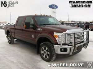 2015 Ford F-250 Super Duty Lariat  - Leather Seats