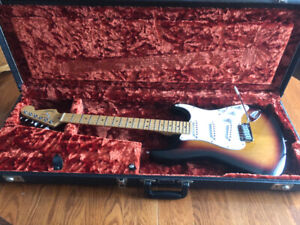 1998 Fender Stratocaster With Upgrades Near Mint