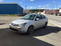 2009 Ford Focus SES Coupe (2 door)