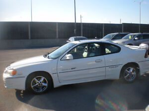 2001 Pontiac Grand Am GT, RAM AIR