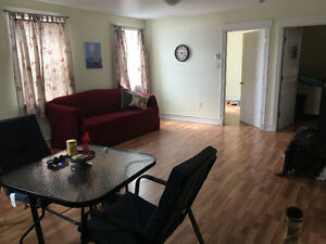 1 bedroom available for sublet immediately(2 bedroom apartment)