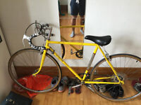 Made in France, High Quality Road Bike Selling with a Lock