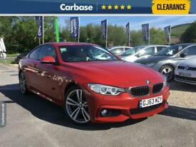 image for 2013 BMW 4 Series 435i M Sport 2dr Auto COUPE Petrol Automatic