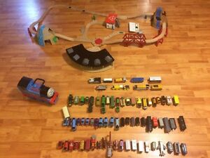 MASSIVE THOMAS THE TANK ENGINE LOT