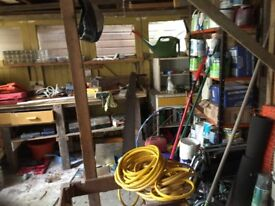 I COLLECTION FREE!!! - GARAGE /SHED/ LOFT *** CLEARANCE!!! - GET RID OF CLUTTER NOW - MAKE SPACE !!!