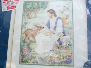 Brand New Stitchery (Crewel) Kit - 2 To Choose From London Ontario image 3