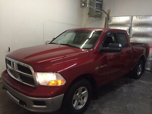 2010 RAM quad cab 4x4 *financing available*