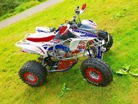 "Road legal registered quad bike Honda trx 450r ""480"" not raptor banshee quadzilla"