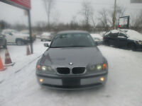 2004 BMW WITH ONLY 92.000 KM SAFETY+ E TEST+ 1 YEAR WARRANTY