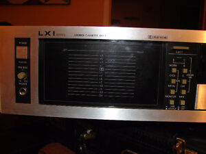 SEARS LX 1 STEREO CASSETTE PLAYER RECORDER MODEL DK5022 Strathcona County Edmonton Area image 8