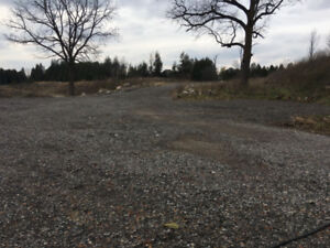 LAND FOR RENT - 1 TO 7 ACRES
