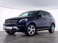 2015 Mercedes-Benz M Class 2.0 ML250 CDI BlueTEC Special Edition 5dr