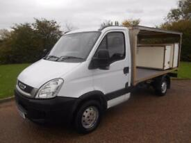 2011 61 IVECO DAILY 2.3TD AUTO GEARBOX S CLASS 35S11 MILK FLOAT BODY NO VAT