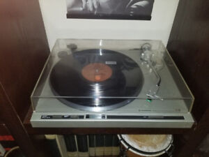 Table Tournante Pioneer PL-200 Direct Drive Turntable