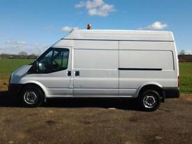 2012 FORD TRANSIT VAN TDCi 100PS ~ EU5 RWD 350L LWB ~ L/MILES ~ FINANCE ARRANGED
