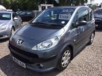 2006 PEUGEOT 1007 1.4 Dolce HIGH SPEC 12 MONTHS MOT and WARRANTY AVAIL