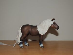 Retired Schleich Horse Black Forest Mare