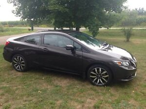 2013 Honda Civic EX-L navi, leather