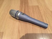 JTS Vocal Condenser Microphone NX 8.8