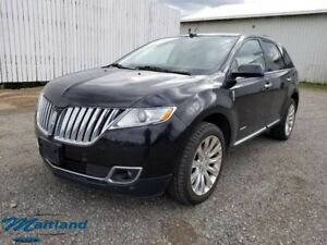 2011 Lincoln MKX Base  - Leather Seats -  Cooled Seats