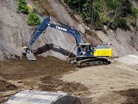 Finish Grade Excavator Operator Required For Immediate Start