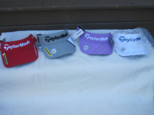 """TaylorMade Hats and Visors """"NEW"""" Sizing Adjustable"""