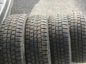 195/65R15 Dunlop Winter Maxx