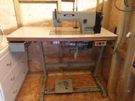Industrial brother sewing machine b755 MK III