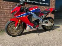 HRC FIREBLADE SP2 1000cc