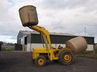 ferguson 35 [203] industrial loader tractor