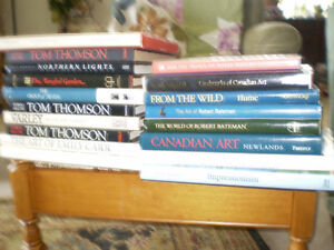 Group of Seven,Bateman and Canadian Art Books Kitchener / Waterloo Kitchener Area image 2