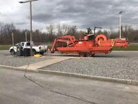 Weed Removal Services harvester