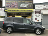 2007 FORD GALAXY GHIA 2.0 TDCI 143 BHP 7 SEATER ( AA ) WARRANTY INCLUDED