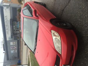 2005 Honda Civic Sj Coupe (2 door)